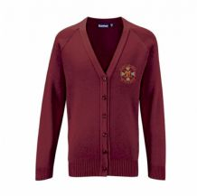 St Mary's Sweatshirt Cardigan